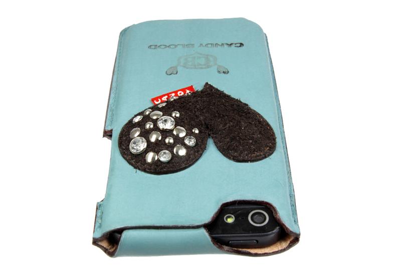 ハンドメイドのiPhoneケース