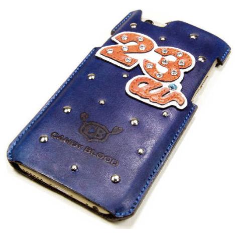 ショップロゴの特注iPhoneケース